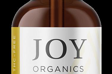 Joy Organics Premium Hemp Tincture