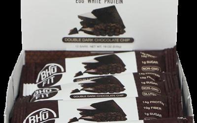 Bhu Paleo Protein Bars – Double Chocolate