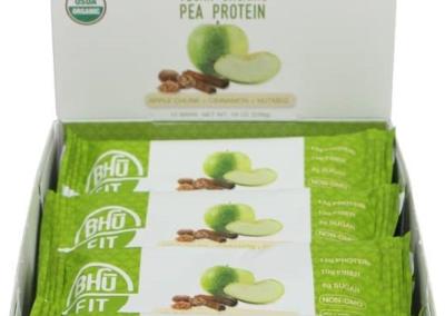 Bhu Vegan Protein: Apple Chunk - Cinnamon - Nutmeg