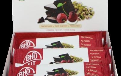 Bhu Superfood Vegan Protein Bars