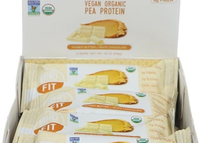 Bhu Vegan Protein: Peanut Butter - White Chocolate